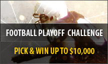 Football Playoff Challenge
