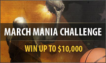MARCH MANIA CHALLENGE